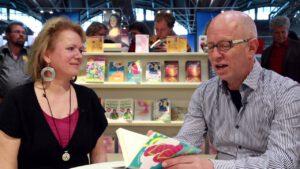 Mit Robert Betz im Interview auf der Frankfurter Buchmesse über meine Bücher.